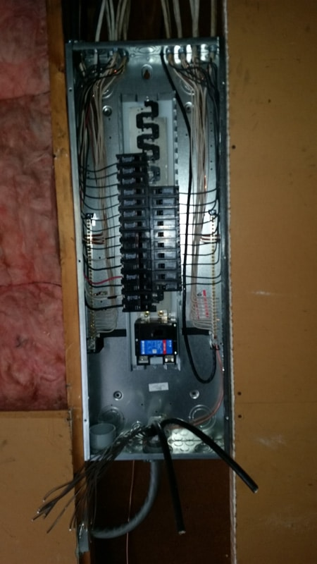 fuse box electrician